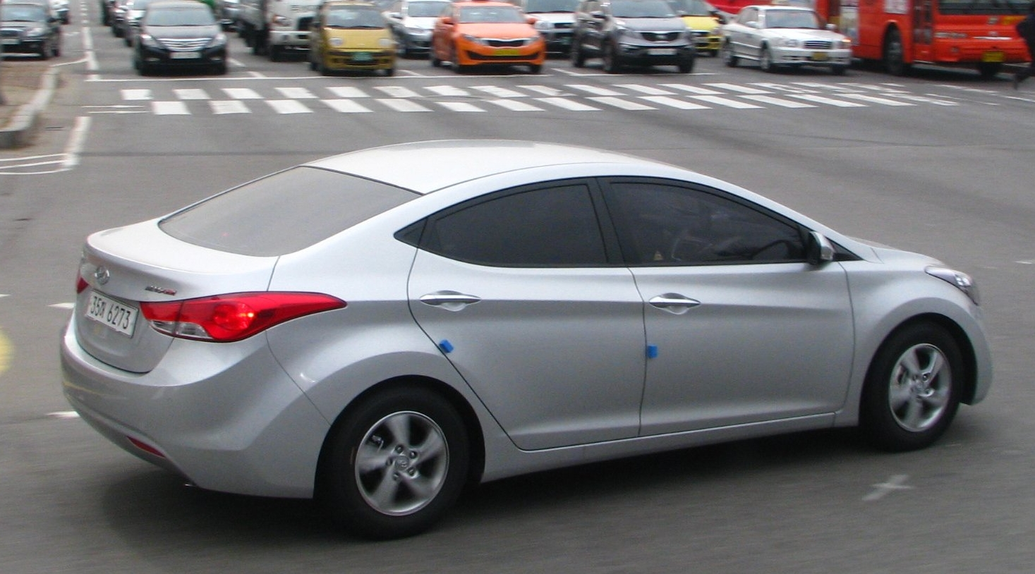 Hyundai Elantra To Be Launched By February Next Year Fifth Generation Md Set To Be Locally