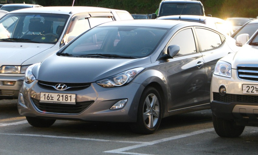 Hyundai Elantra to be launched by February next year – fifth-generation MD set to be locally-assembled Image #80080