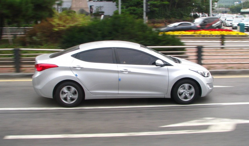 Hyundai Elantra to be launched by February next year – fifth-generation MD set to be locally-assembled Image #80082