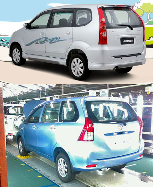 SPIED: Hello, are you the new Toyota Avanza? Image #70478
