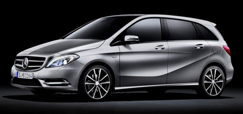All-new Mercedes-Benz B-Class officially revealed! Image #65540