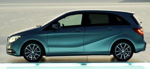 All-new Mercedes-Benz B-Class officially revealed! Image #65541