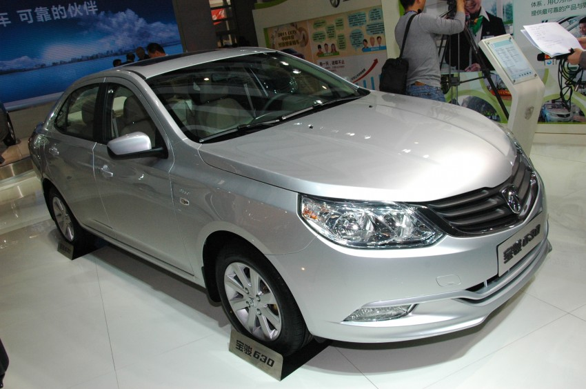 Baojun 630 – 1.5L AT joins the treasured horse range Image #102778