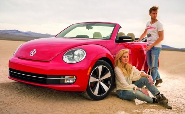 2013 VW Beetle Convertible