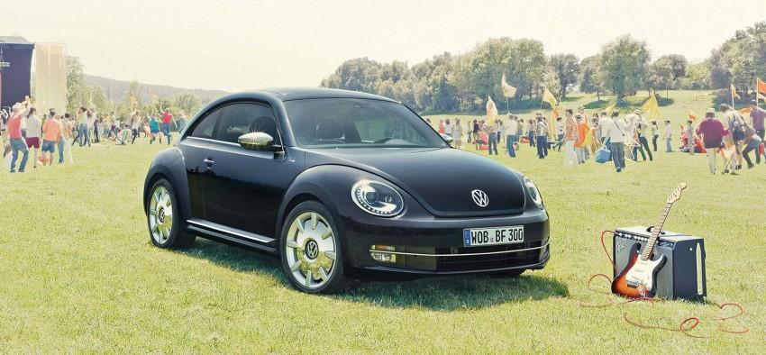 Volkswagen Beetle Fender Edition Guitar Loving Bug