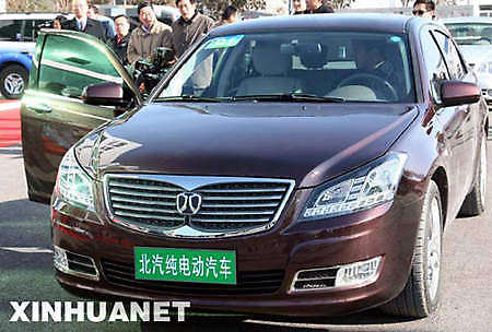 Beijing Automotive BE701