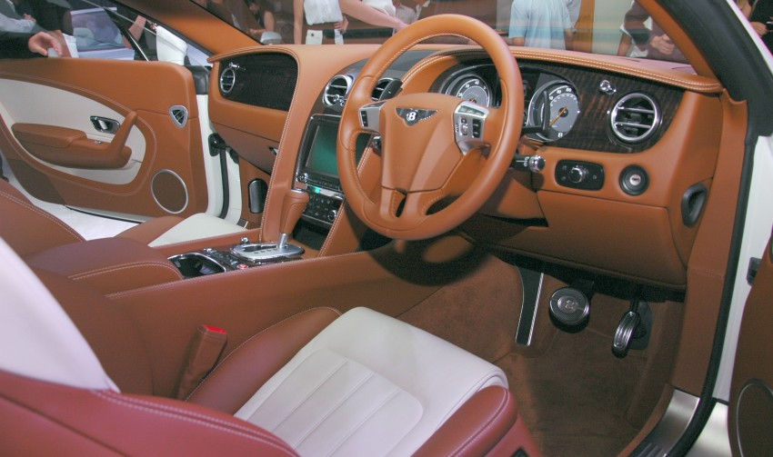 Bentley Continental GT V8 and GTC arrives in Malaysia Image #109751