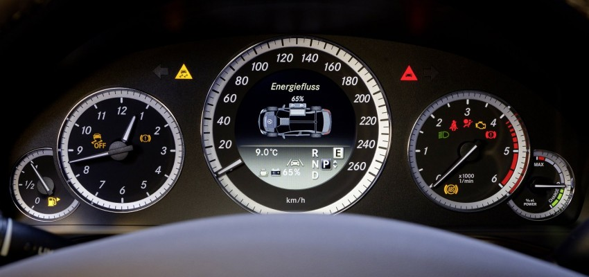 Mercedes-Benz E300 BlueTEC Hybrid introduced, in both saloon and estate form – E400 Hybrid also debuts Image #81226