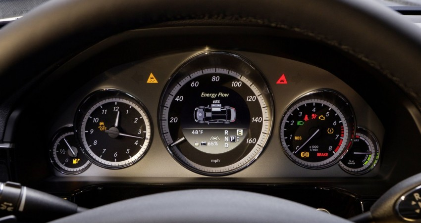 Mercedes-Benz E300 BlueTEC Hybrid introduced, in both saloon and estate form – E400 Hybrid also debuts Image #81218