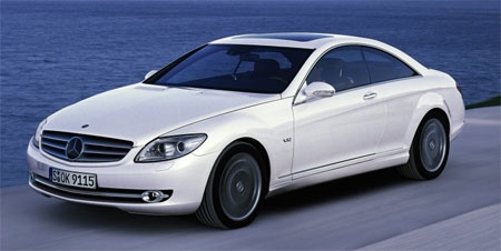 Mercedes Benz Has Officially Revealed The New Cl Luxury Coupe Is A Two Door Based On S