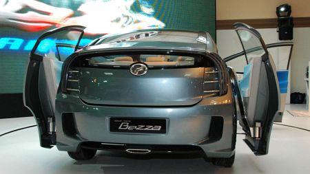 Perodua Bezza concept – a peek into the P2 future? Image #47439