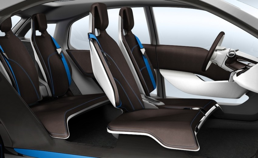 BMW i3 and i8 concepts feature new LifeDrive platform Image #68147