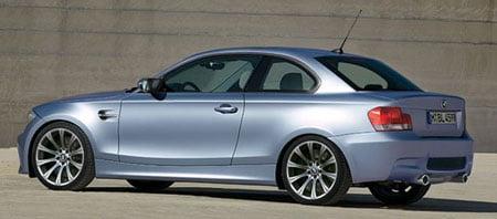 BMW 1-Series 2-door Coupe to arrive in 2008