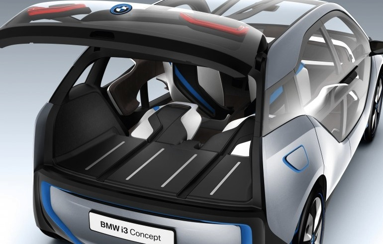 BMW i3 and i8 concepts feature new LifeDrive platform Image #68148