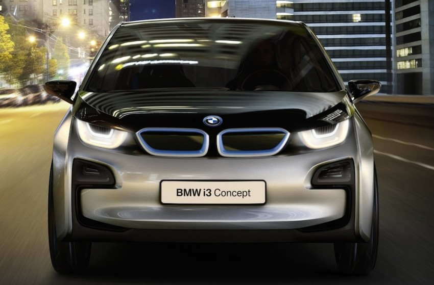 BMW i3 and i8 concepts feature new LifeDrive platform Image #68149