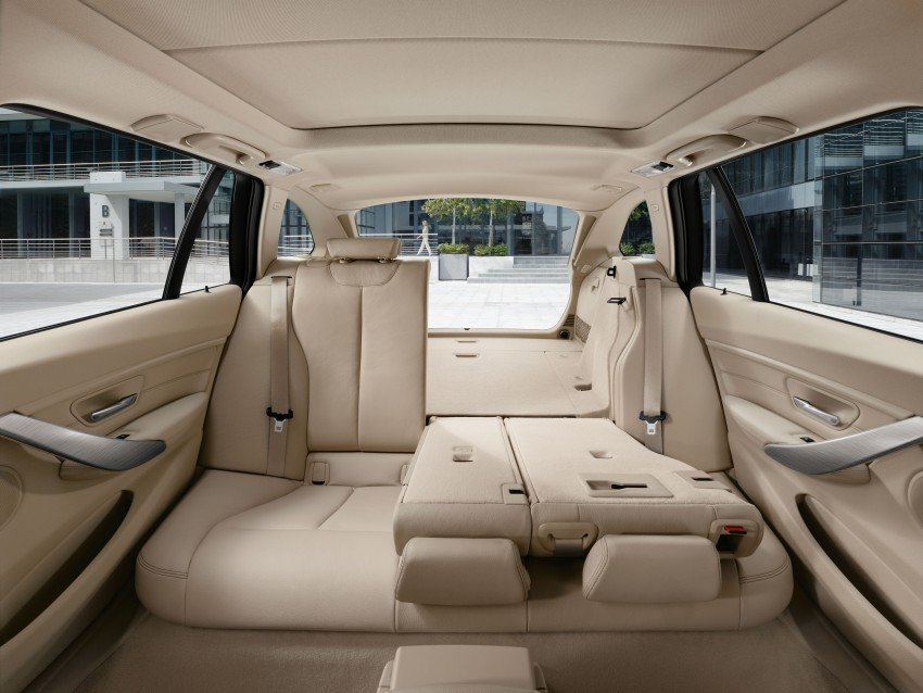 F31 BMW 3-Series Touring body makes world debut! Image #106018