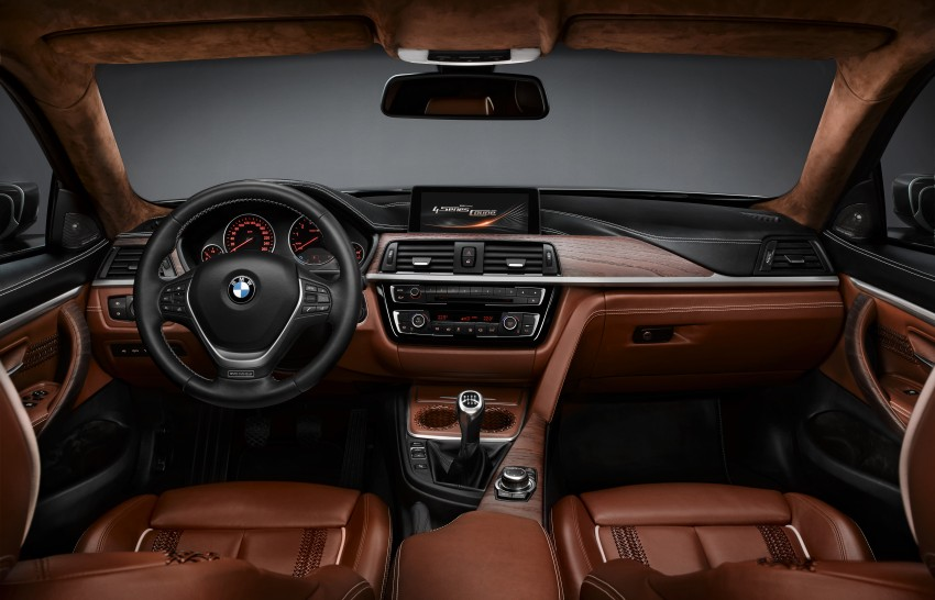 BMW Concept 4-Series Coupe F32 previewed! Image #144642