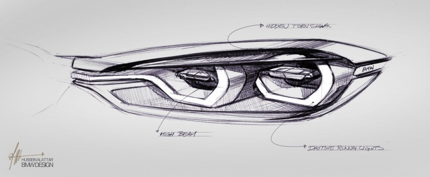 BMW Concept 4-Series Coupe F32 previewed! Image #144646