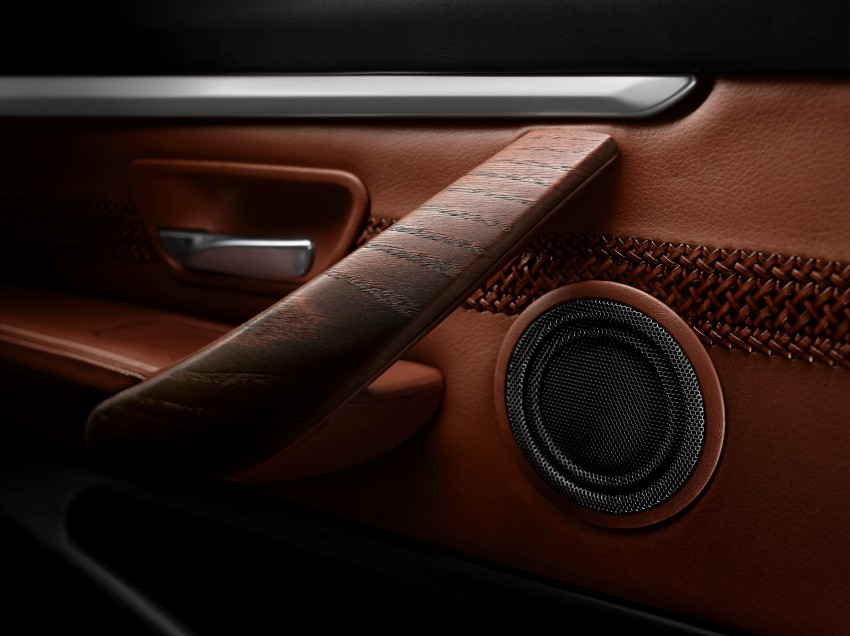 BMW Concept 4-Series Coupe F32 previewed! Image #144649