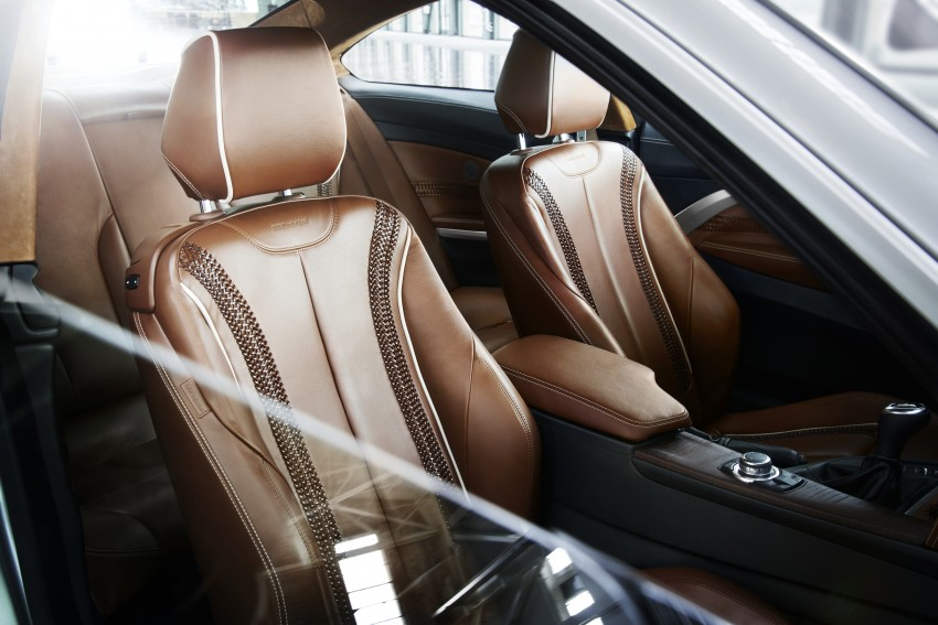 BMW Concept 4-Series Coupe F32 previewed! Image #144655