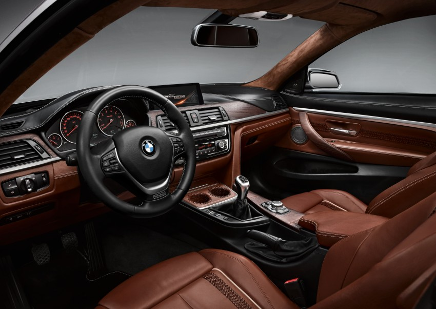 BMW Concept 4-Series Coupe F32 previewed! Image #144656