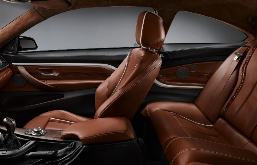 BMW Concept 4-Series Coupe F32 previewed! Image #144657