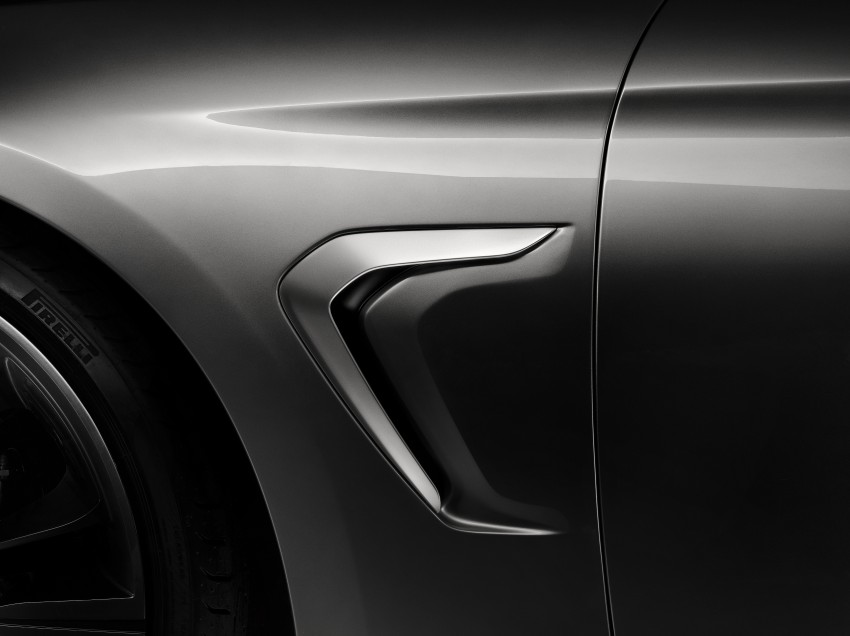BMW Concept 4-Series Coupe F32 previewed! Image #144658