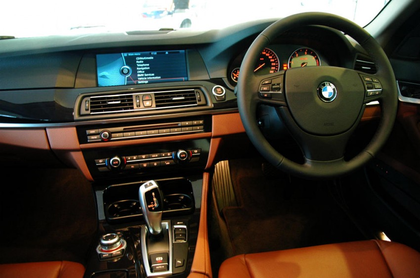 BMW Malaysia launches the F10 520d: at RM333k, it's the most affordable 5-Series in town Image #139262
