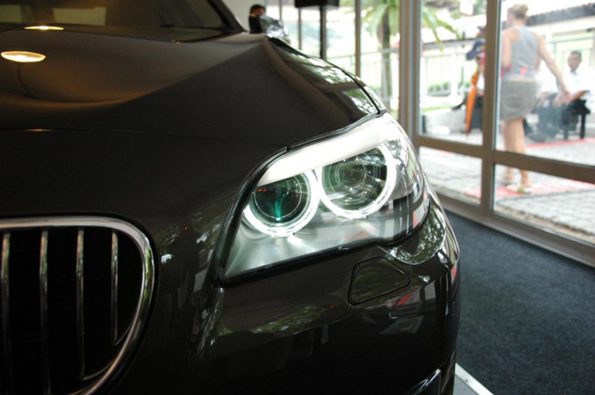 BMW Malaysia launches the F10 520d: at RM333k, it's the most affordable 5-Series in town Image #139300