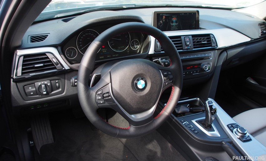 BMW ActiveHybrid 3 test drive review – is it just a 335i with an electric motor, or more? Image #135215