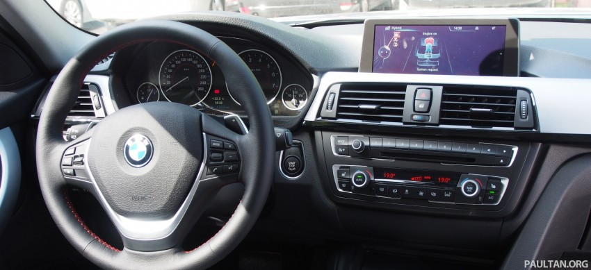 BMW ActiveHybrid 3 test drive review – is it just a 335i with an electric motor, or more? Image #135218