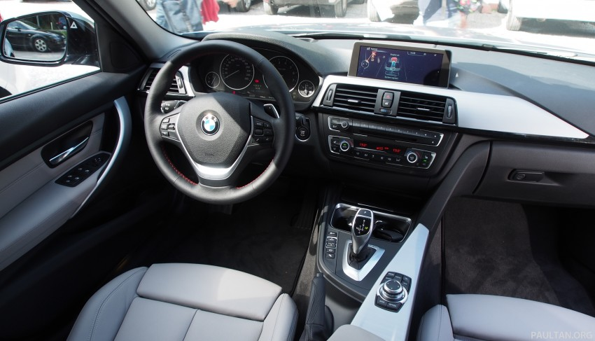 BMW ActiveHybrid 3 test drive review – is it just a 335i with an electric motor, or more? Image #135219