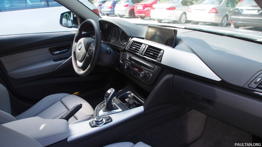 BMW ActiveHybrid 3 test drive review – is it just a 335i with an electric motor, or more? Image #135220
