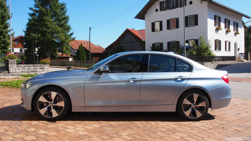 BMW ActiveHybrid 3 test drive review – is it just a 335i with an electric motor, or more? Image #135223