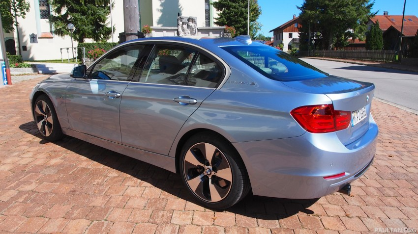 BMW ActiveHybrid 3 test drive review – is it just a 335i with an electric motor, or more? Image #135224