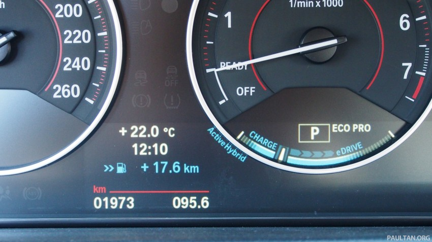 BMW ActiveHybrid 3 test drive review – is it just a 335i with an electric motor, or more? Image #135226