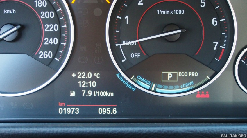 BMW ActiveHybrid 3 test drive review – is it just a 335i with an electric motor, or more? Image #135227