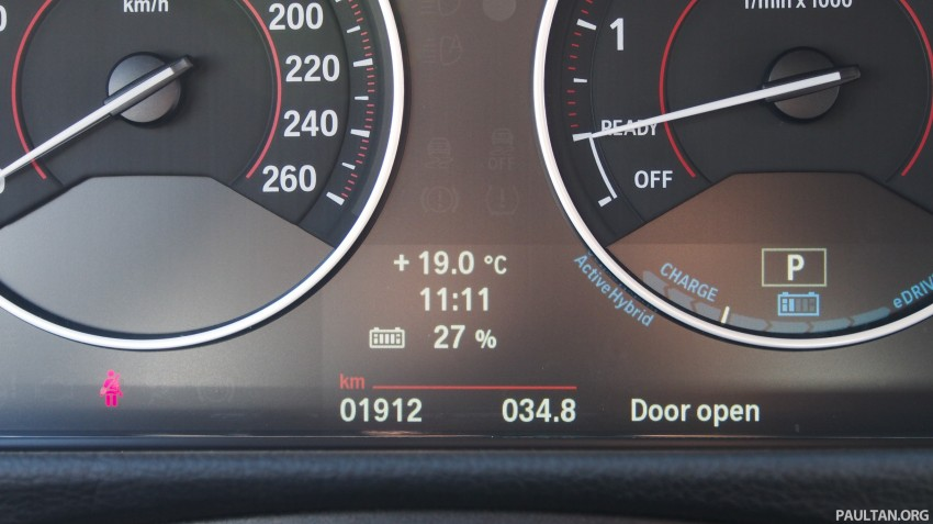 BMW ActiveHybrid 3 test drive review – is it just a 335i with an electric motor, or more? Image #135231