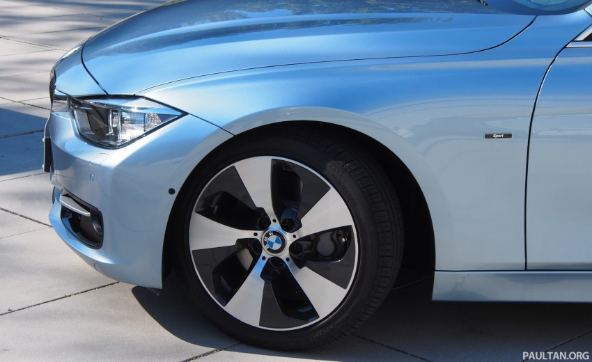 BMW ActiveHybrid 3 test drive review – is it just a 335i with an electric motor, or more? Image #135239