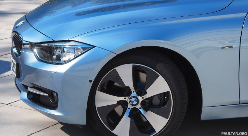BMW ActiveHybrid 3 test drive review – is it just a 335i with an electric motor, or more? Image #135240