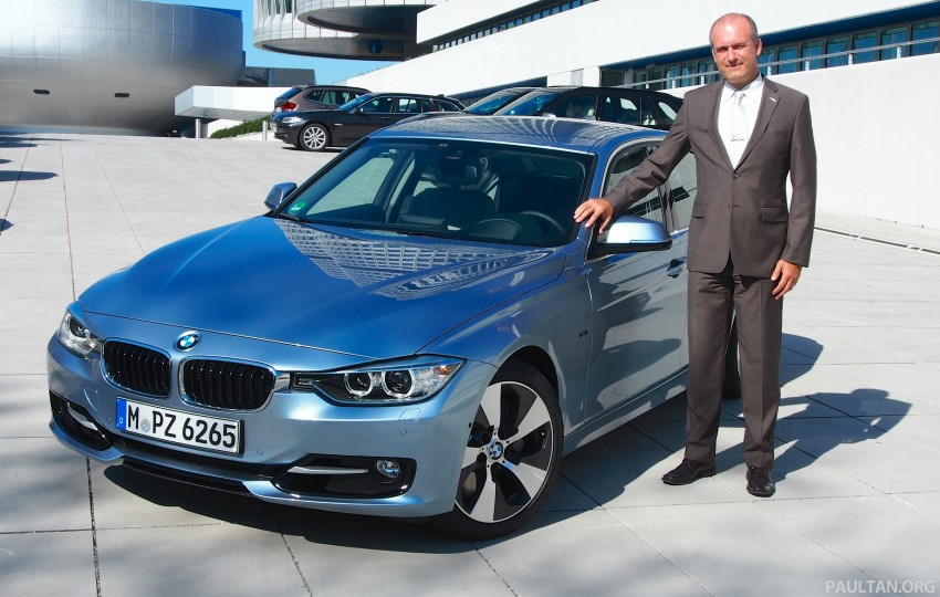 BMW ActiveHybrid 3 test drive review – is it just a 335i with an electric motor, or more? Image #135241