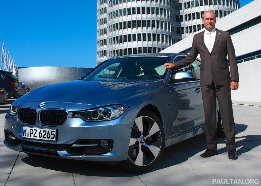 BMW ActiveHybrid 3 test drive review – is it just a 335i with an electric motor, or more? Image #135242