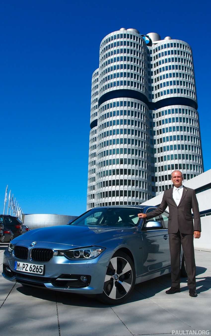 BMW ActiveHybrid 3 test drive review – is it just a 335i with an electric motor, or more? Image #135243