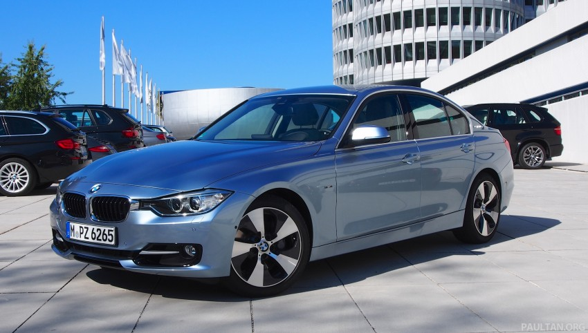 BMW ActiveHybrid 3 test drive review – is it just a 335i with an electric motor, or more? Image #135244