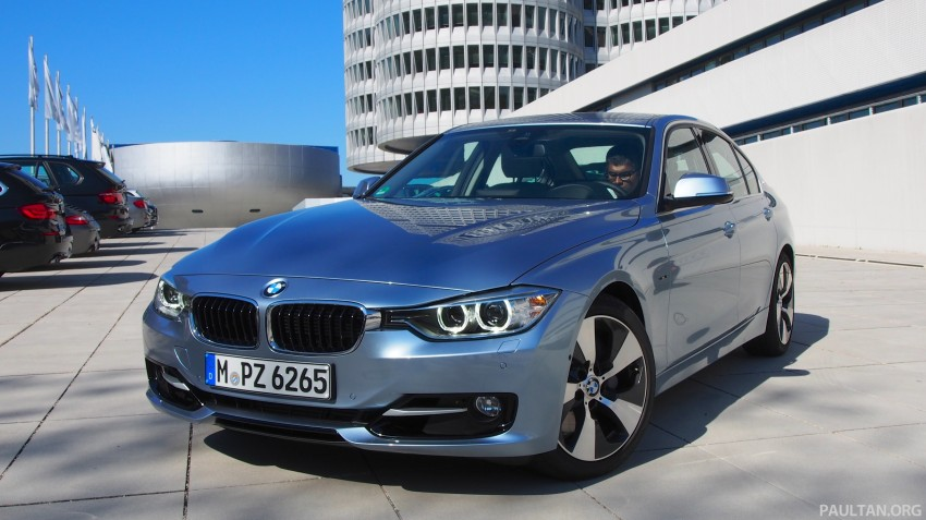 BMW ActiveHybrid 3 test drive review – is it just a 335i with an electric motor, or more? Image #135264