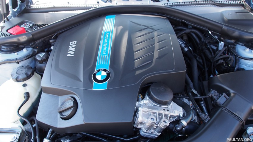BMW ActiveHybrid 3 test drive review – is it just a 335i with an electric motor, or more? Image #135270