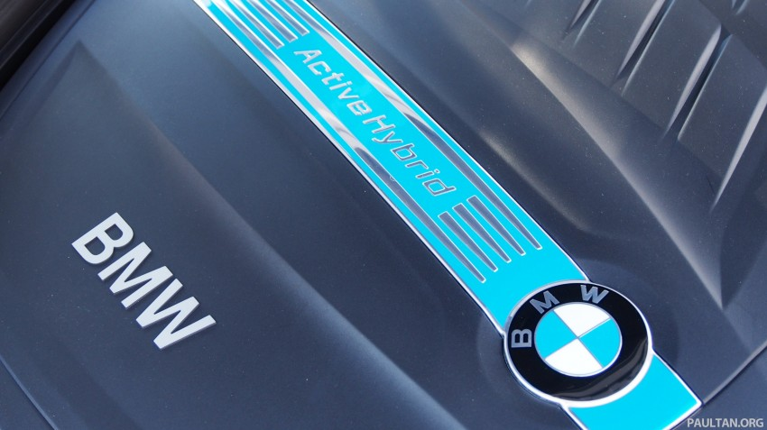 BMW ActiveHybrid 3 test drive review – is it just a 335i with an electric motor, or more? Image #135275