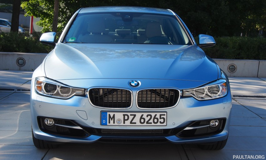 BMW ActiveHybrid 3 test drive review – is it just a 335i with an electric motor, or more? Image #135279