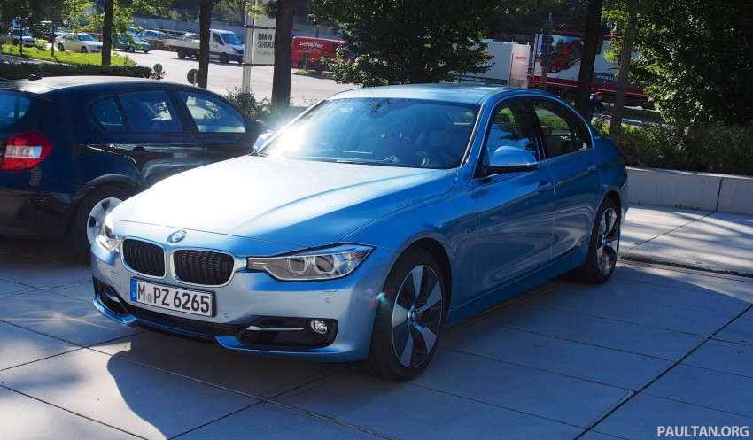 BMW ActiveHybrid 3 test drive review – is it just a 335i with an electric motor, or more? Image #135280