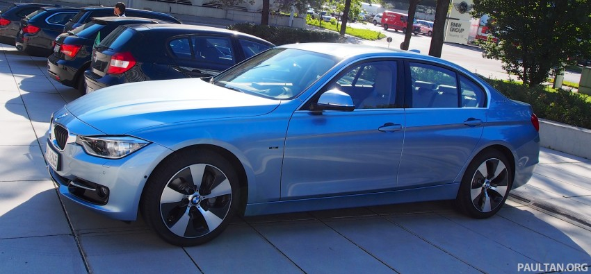 BMW ActiveHybrid 3 test drive review – is it just a 335i with an electric motor, or more? Image #135282